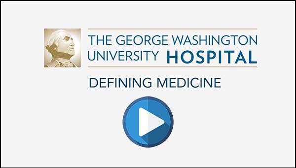 About George Washington University Hospital | George