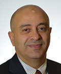 Mohamed A. Mohamed, MD, director of the newborn services