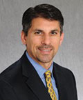 Keith Mortman, MD, director of thoracic surgery