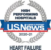Noticias de EE. UU. E informe mundial sobre insuficiencia cardíaca en hospitales