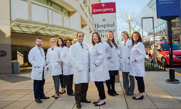 Trauma and Critical Care Center | GW Hospital