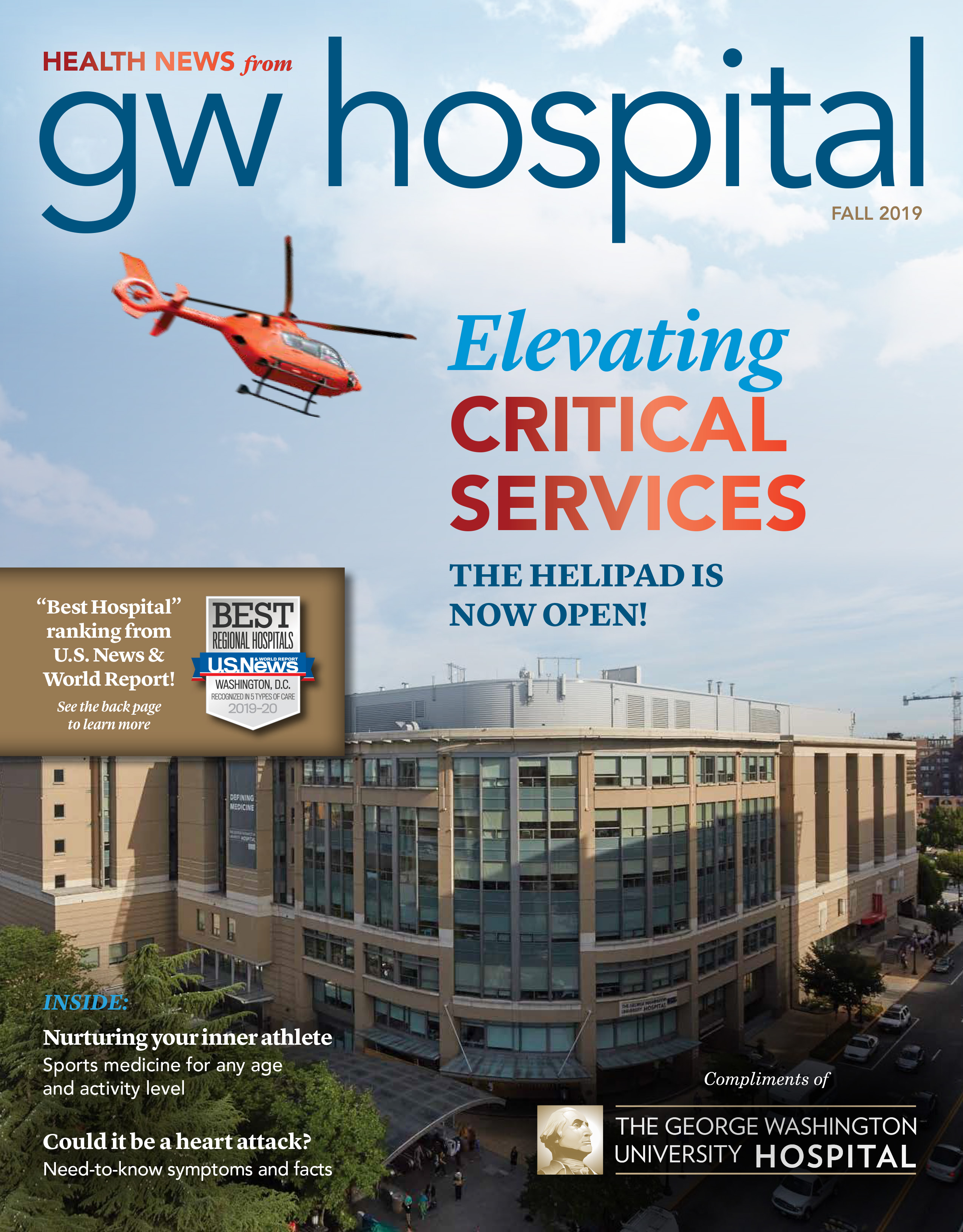 GW Health News (Fall 2019)