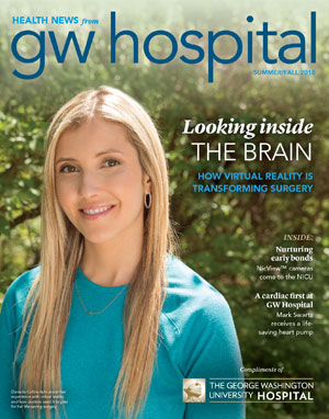 Health News Magazine | George Washington University Hospital
