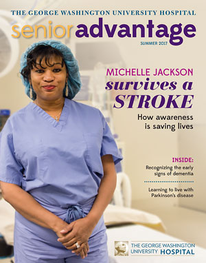GW Senior Advantage Magazine Summer 2017
