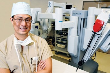 Robotic-trained Surgeons Join Forces to Perform a Rare Procedure
