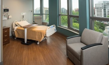 GW Hospital Unveils New Unit Expansion for Neuroscience and Trauma Patients