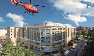 GW Hospital Gains Approval to Pursue Construction of Helipad