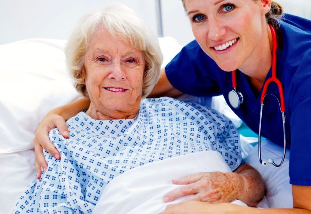 Palliative care at GW Hospital