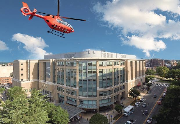 GW Hospital Opens Helipad, Expands Access to Lifesaving Critical Care