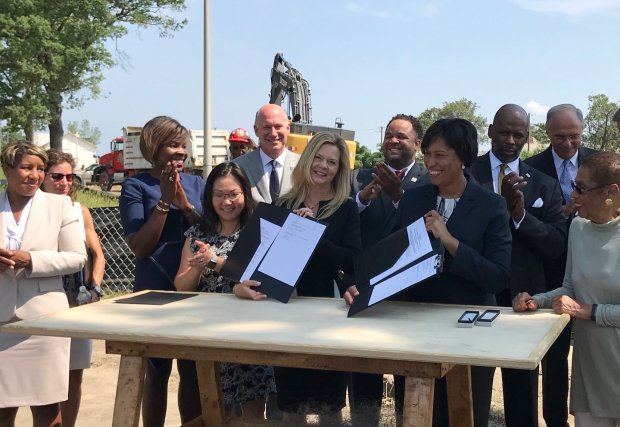 Mayor Bowser Announces Major Milestone in partnership with GW Hospital