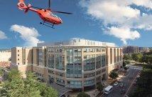 GW Hospital abre helipuerto, amplía el acceso a la atención crítica para salvar vidas