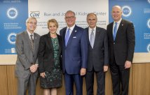 GW Ron y Joy Paul Kidney Center aumentarán la donación de riñón en vivo en DC