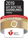 2019 Get With the Guidelines - Target: Stroke Honor Roll Elite Plus Gold Plus