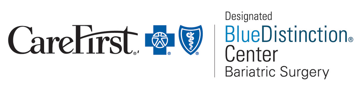 Care First Designated Blue Distinction Center Bariatric Surgery