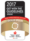 Gold Plus Get With The Guidelines Award