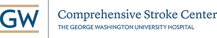 The George Washington Comprehensive Stroke Center logo