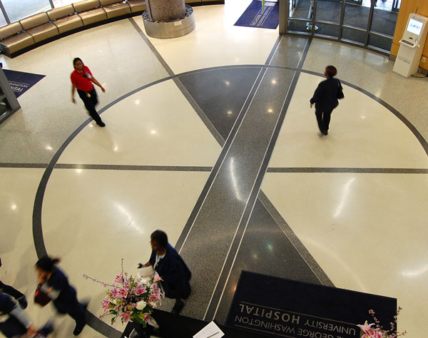 Interior of Lobby