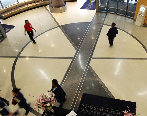Interior del lobby